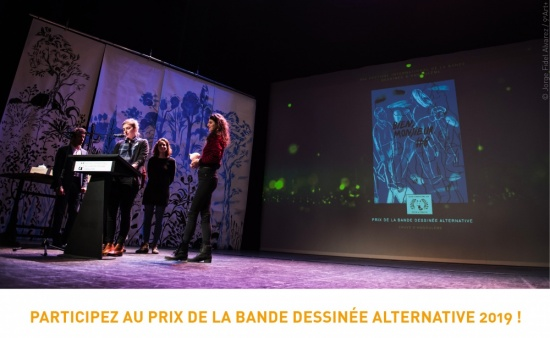Prix de la BD Alternative 2019