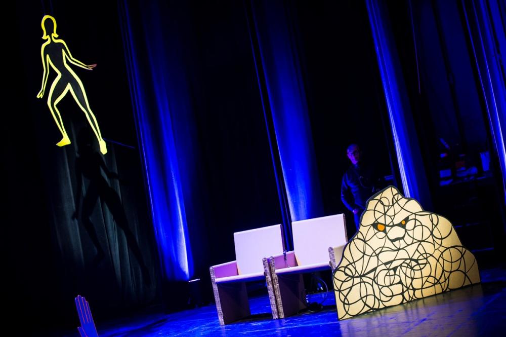 Cérémonie de Remise des Fauves, Théâtre d'Angoulême.
