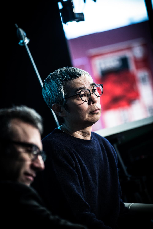 Rencontre Internationale avec Taiyo Matsumoto, Manga City.