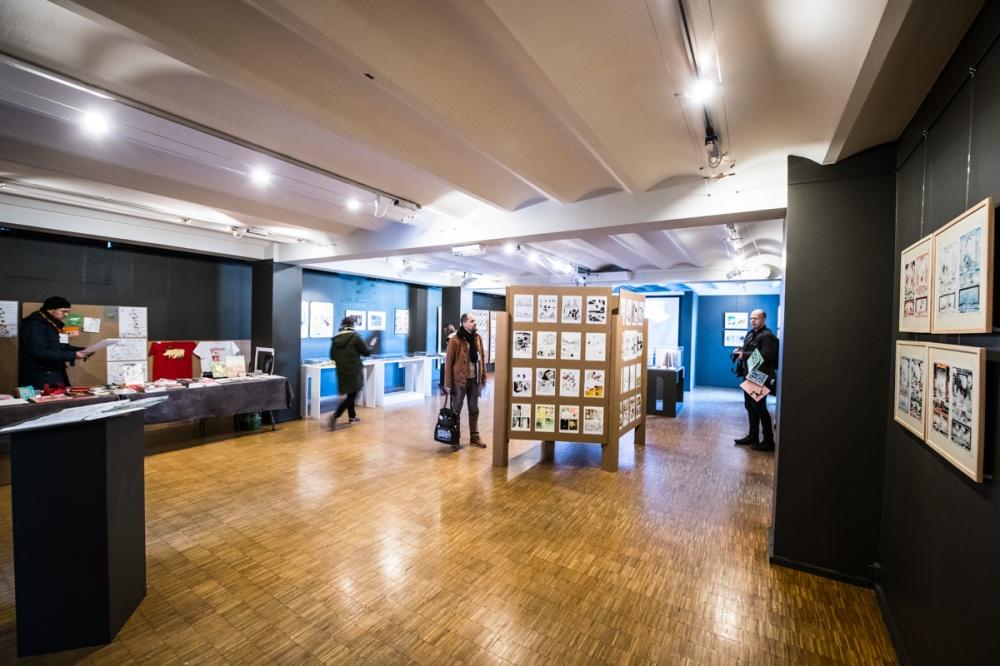Exposition Pierre Feuille Ciseaux #6, Musée du Papier.