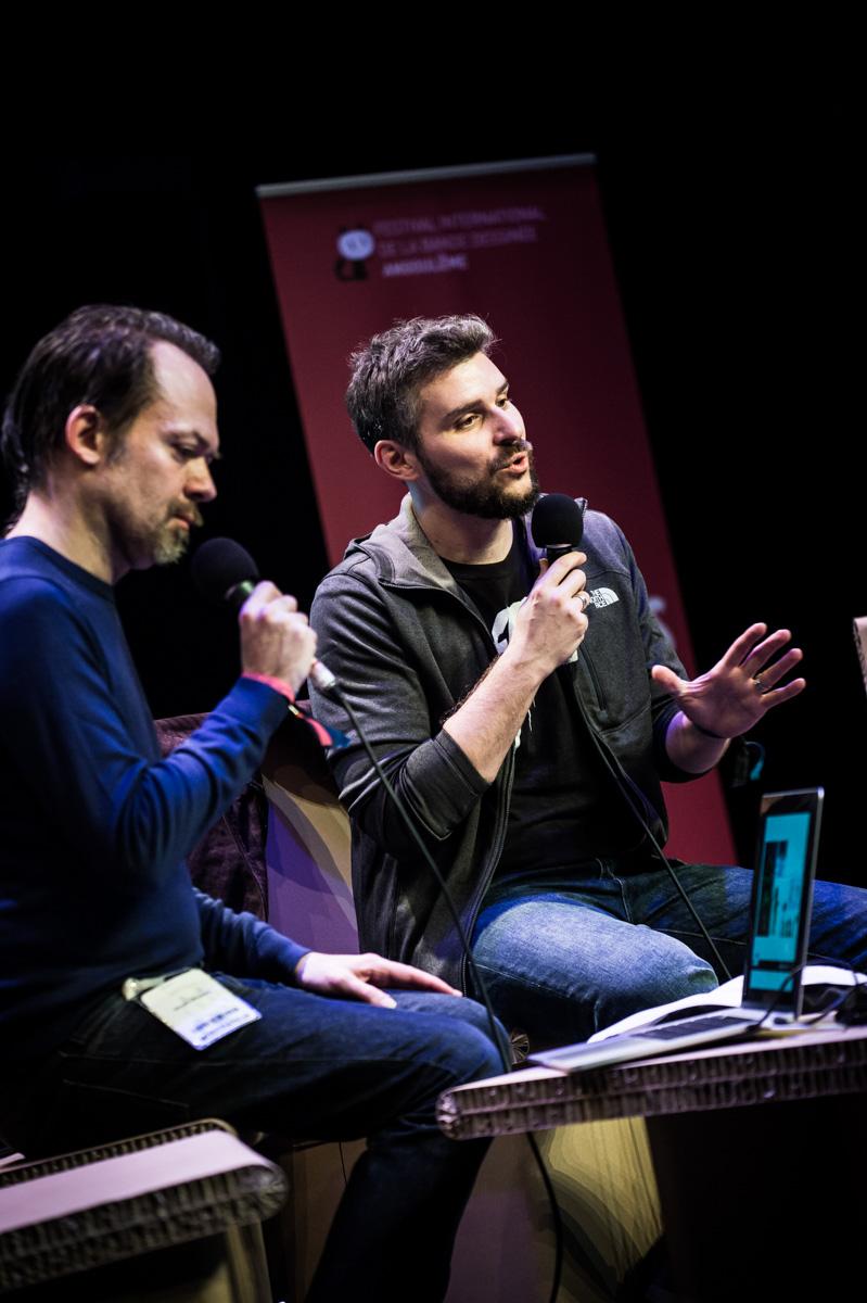 Rencontre Internationale. Il faut Flinguer le soldat Ramirez. Avec Nicolas Pétrimaux. Espace Franquin.