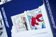 Exposition 20 ans de l'Hippocampe, Parvis de l'Hôtel de Ville.