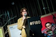 Cérémonie d'ouverture du FIBD 2019, l'Alpha.