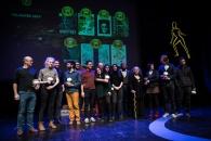 Cérémonie de Remise des Fauves, Théâtre d'Angoulême. Les Fauves 2019.