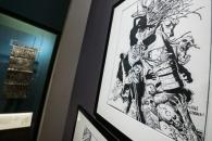 Exposition Richard Corben, Donner Corps à l'Imaginaire, Musée d'Angoulême.