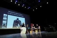 Master Class. Batman 80 ans, un genre Américain démasqué avec Frank Miller, Jock et Paul Dini.