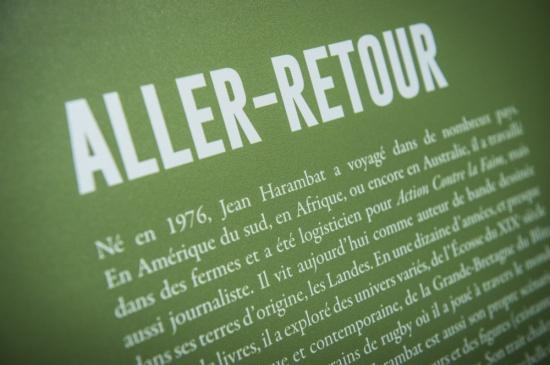 Galerie 2019 : Exposition Jean Harambat