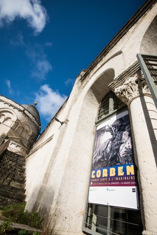 Galerie 2019 : Exposition Richard Corben