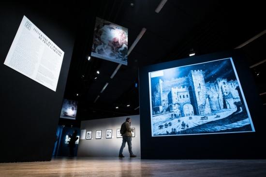 Galerie 2019 : Exposition Manara