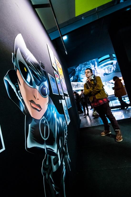 Galerie 2019 : Exposition Batman 80 ans